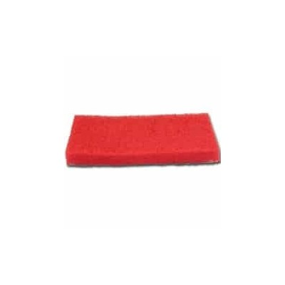Tampone Rosso Abrasivo 12x25