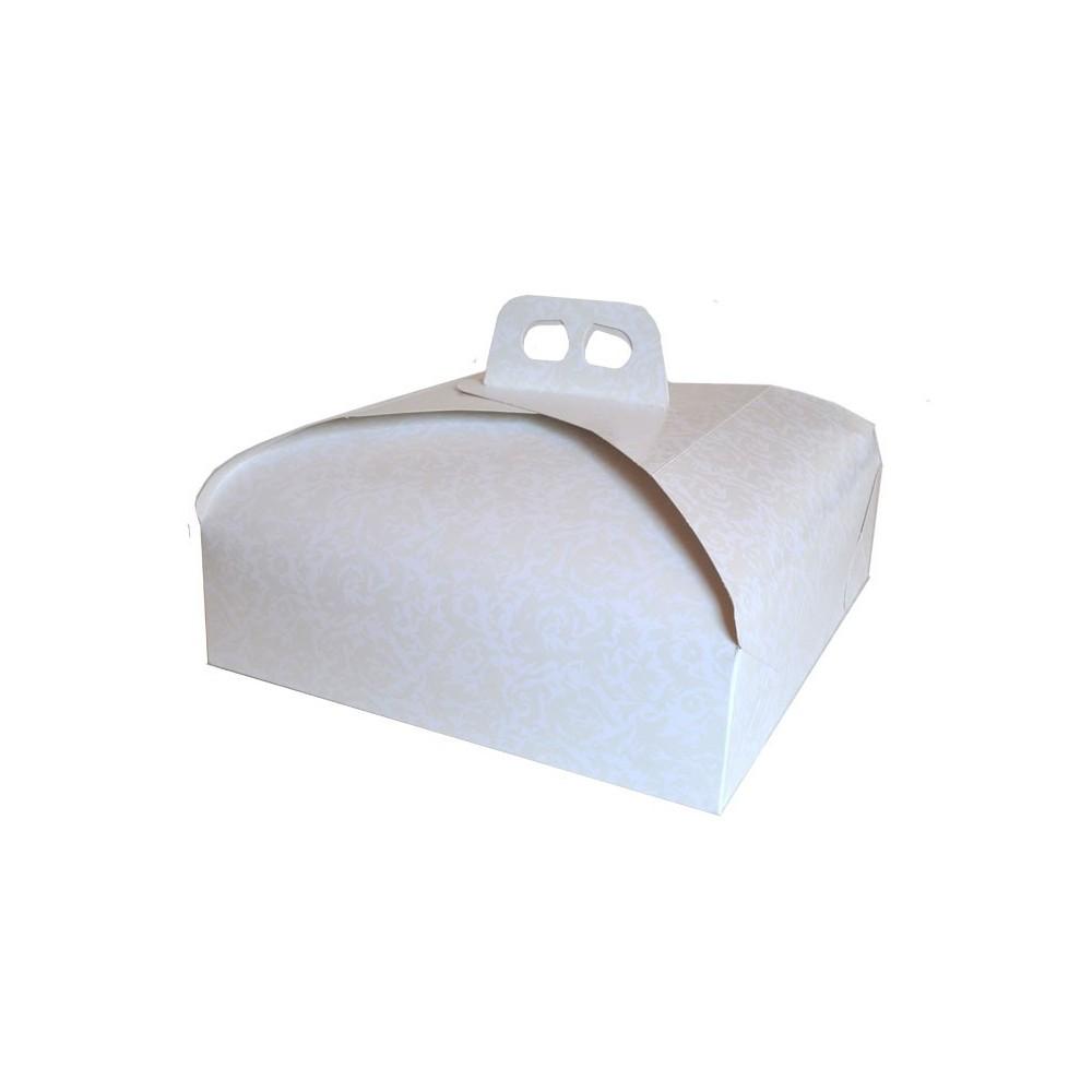 Porta torta 33x33 Bianco (50pz)