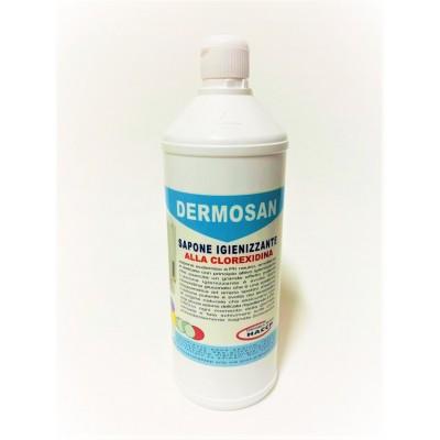 Dermosan Sapone lavamani cloroxedina