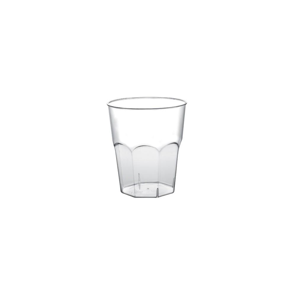 Bicchiere Shot 40cc GoldPlast Trasparente - 6pz