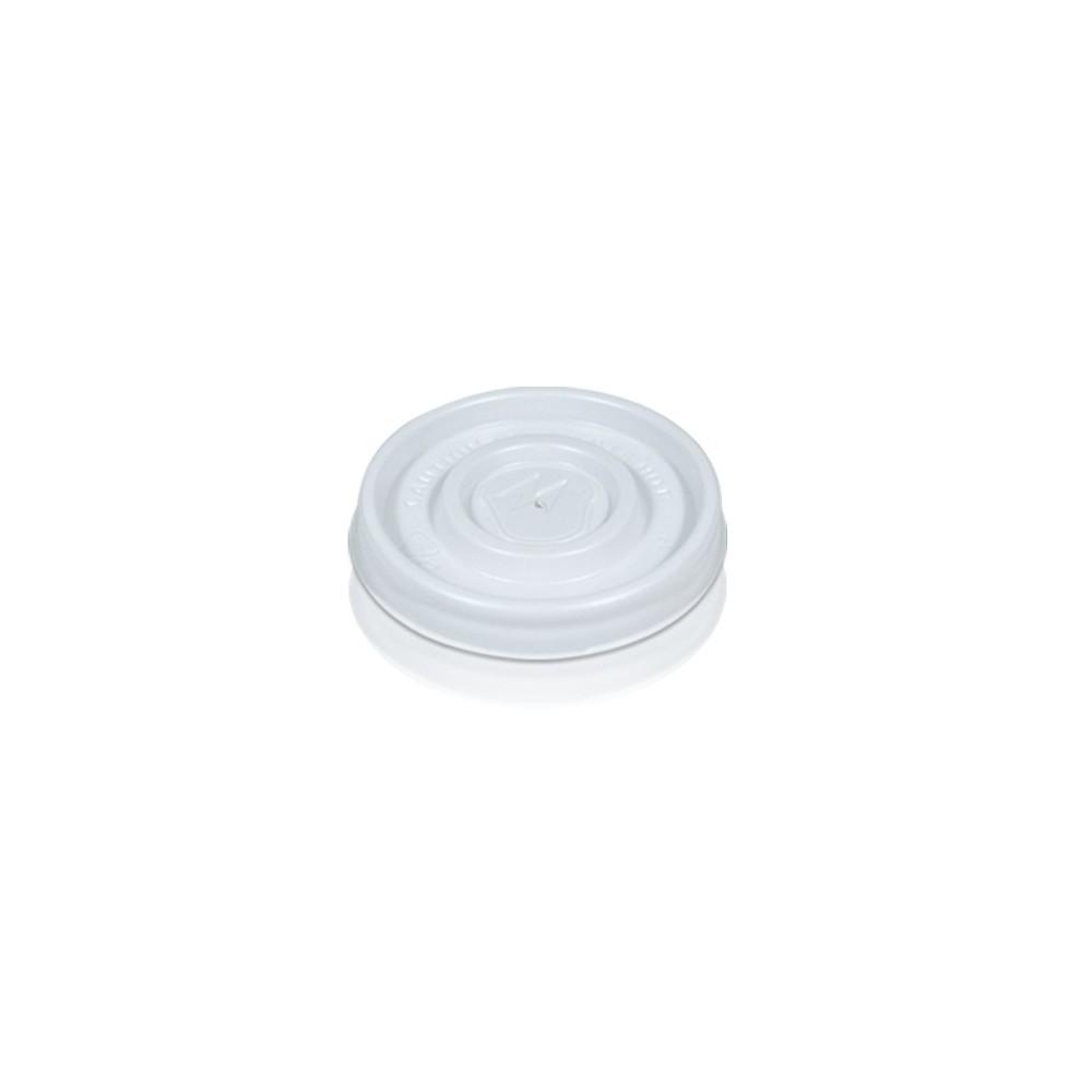 Coperchi in CPLA per bicchieri in Carta 75ml (2000pz)