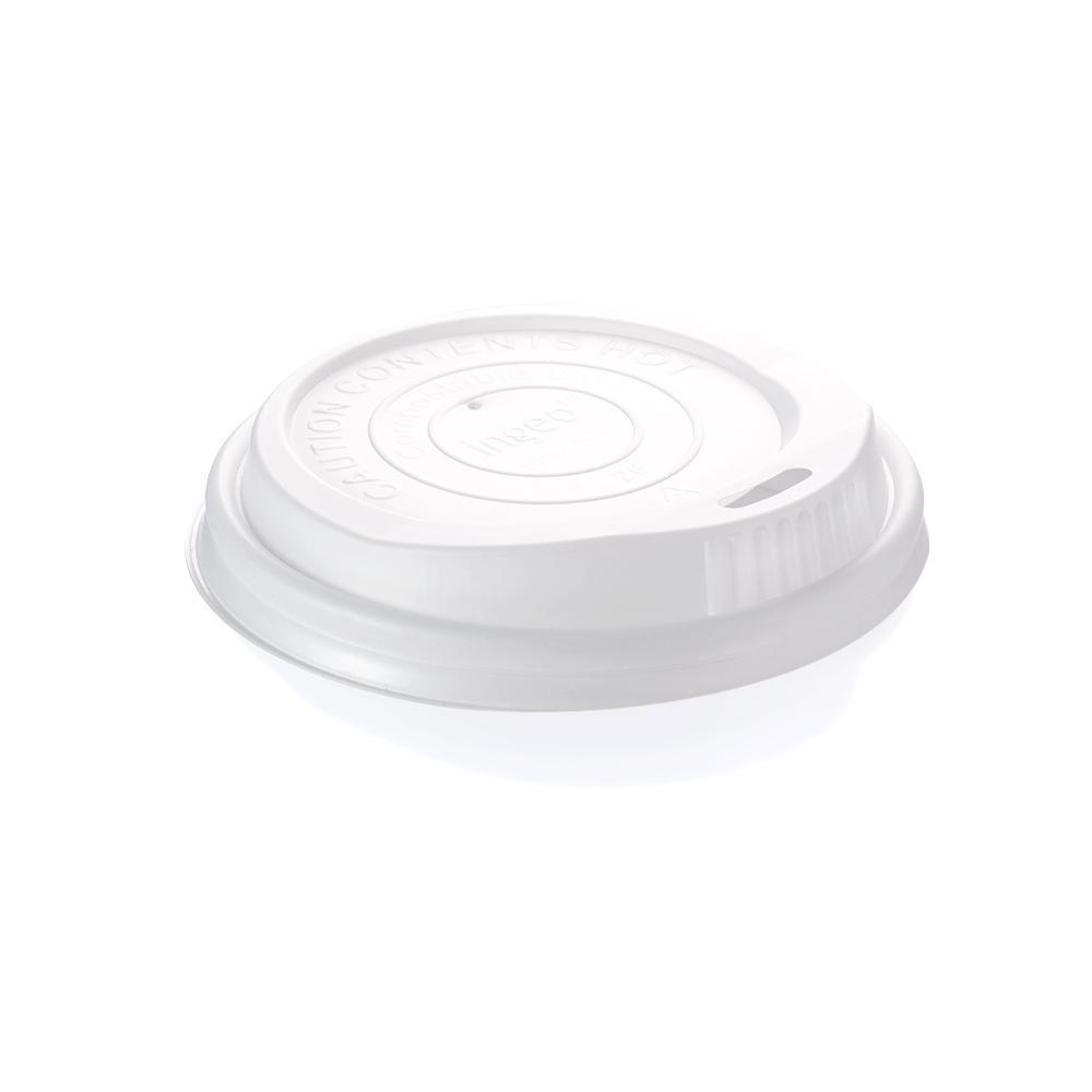Coperchi in CPLA per bicchieri in Carta 210 ml (1000pz)