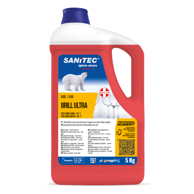 Sanitec Brill ultra brillantante 5kg