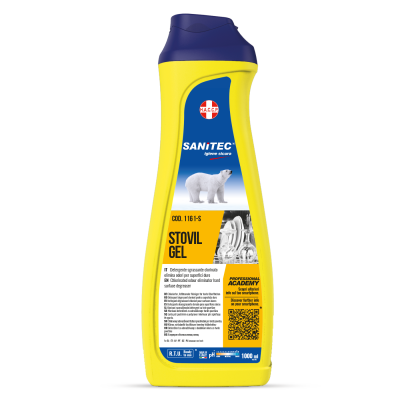 Sanitec Stovil Gel 1000ml